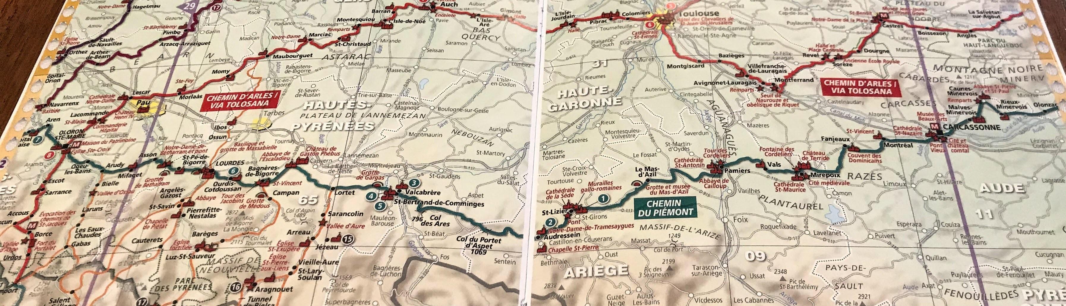 Chemin du Piemont Pyreneen