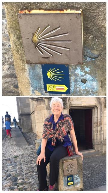 Chemin Piemont start Carcassonne